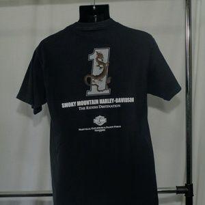 Harley-Davidson Shirts - Mens Harley Tshirt